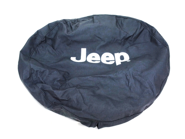 Cover, Spare Tire, Jeep Logo - Mopar (82206926AC)