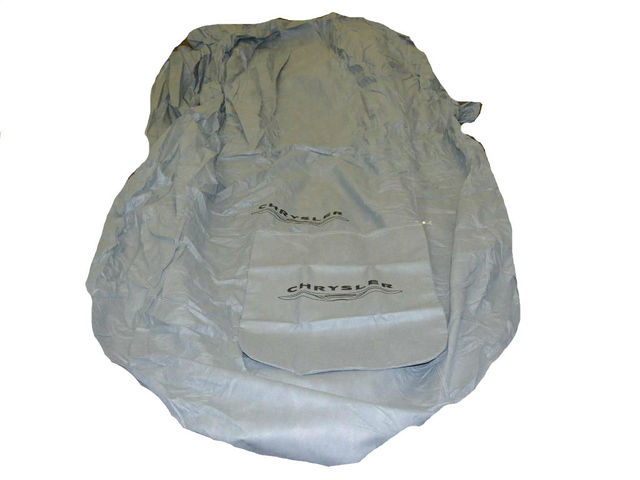 Vehicle Cover, Full- Gray - Mopar (82212315)