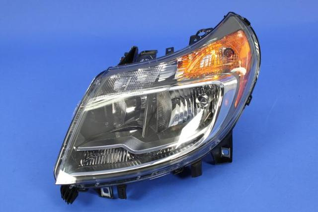 Headlamp, Left - Mopar (4725945AJ)