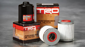 Trd Oil Filter For Avalon, Camry, Rav4, Sienna, Tacoma, Venza - Toyota (PTR43-00082)