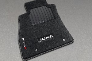 Nismo Carpeted Floor Mats - Black