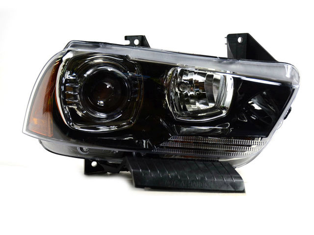 11-14 Dodge Charger PASSENGERS RIGHT SIDE HID PROJECTOR HEADLIGHT LAMP NEW MOPAR - Mopar (57010412AD)