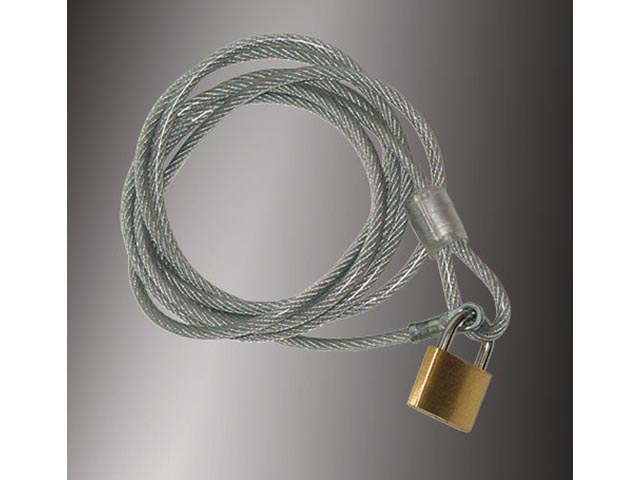 Vehicle Cover Cable Lock