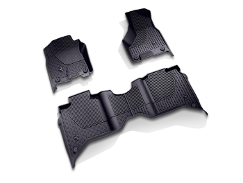 Floor Mats, All-Weather - Mopar (82215811AC)