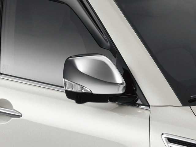 Mirror Covers, Chrome - Nissan (K6350-1L000)