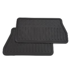 Floor Mats, All Weather, Rear