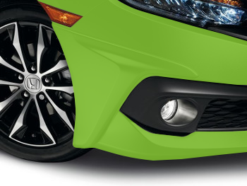 Spoiler, Front Under-body *GY30P* (Energy Green Pearl)