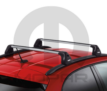 Roof Cross Bars, Removable - Fiat (68291738aa)
