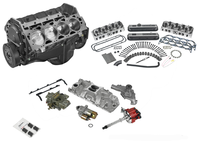 zz502 engine deluxe kit  12371171