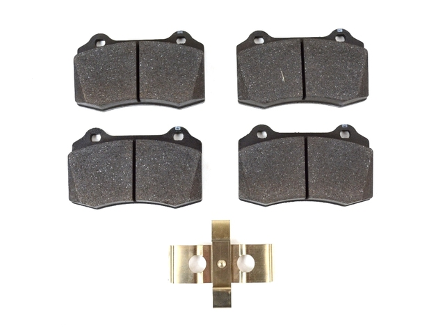 Front Disc Brake Pad Kit - Mopar (4897218AB)