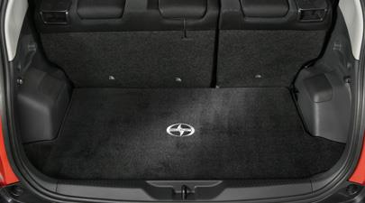 Carpet Cargo Mat,Black,1pc - Toyota (PT206-52082-02)