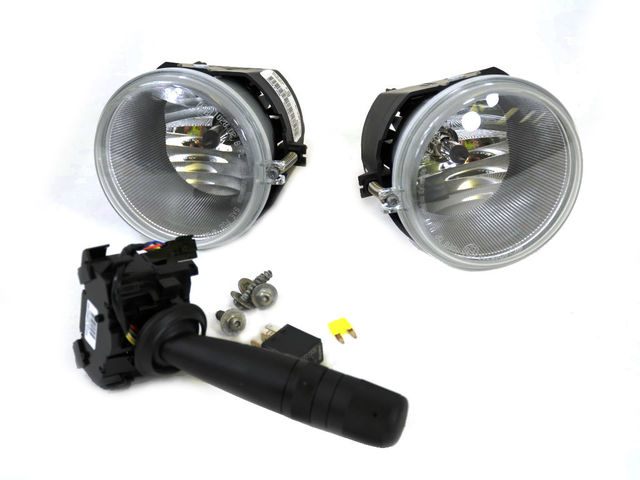 Fog Lights - Mopar (82209354)
