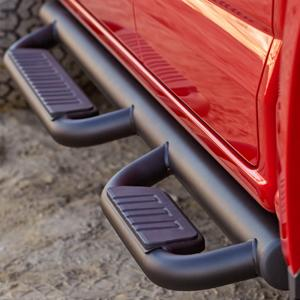 Assist Steps, 3-Inch Step Bars, Black