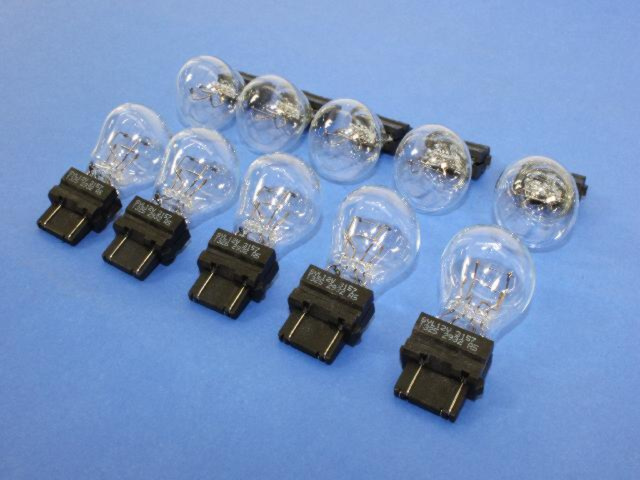 Bulb, Left Rear, Left Front, Right Rear, Right Front