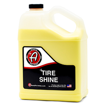 Vehicle Care, Adam's Polishesandreg; Tire Shine