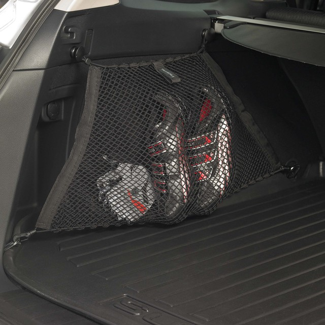 Cargo Net, Rear Side Compartment Set - Subaru (F551SAJ201)