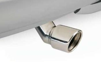 Exhaust, Tip, Stainless Steel