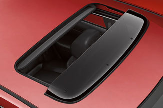 Air Deflectors, Moonroof - Nissan (999D4-LZ000)