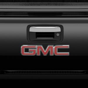 Tailgate Handle (Models W/ Rear View Camera) - GM (23448685)