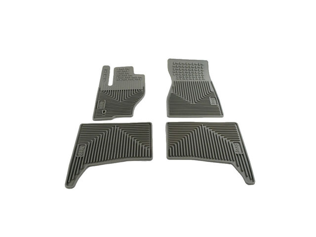 Floor Mats, Jeep Logo, Slush - Mopar (82209071AC)
