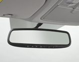 Ec Mirror W/compass Home And B