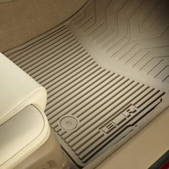Floor Mats, All-Weather - GM (22956480)