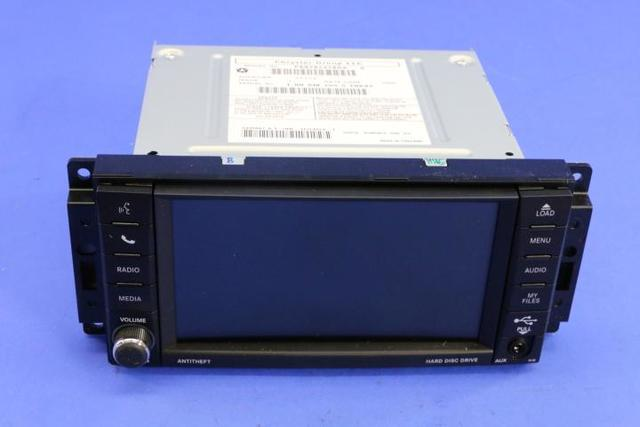 Multi Media Radio - Mopar (68368203AB)