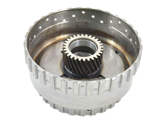 Second And Fourth Clutch Hub And Gear