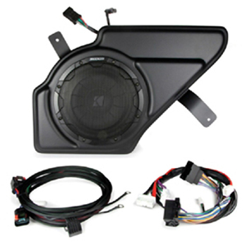 Audio Upgrade, Sub-Woofer