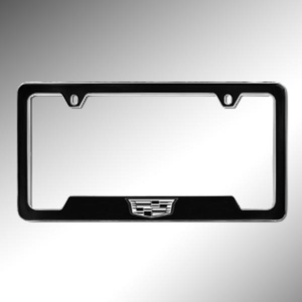 License Plate Frame, Cadillac Crest - GM (19330368) | GMPartsDirect.com