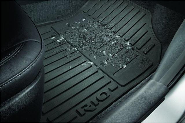 Floor Mats, All-Weather - Kia (1W013-ADU00)