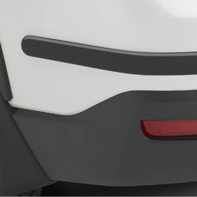 bumper corner molding (4pc)