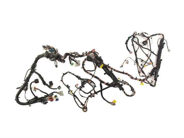 Jeep Wire Harness Retainer
