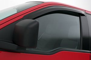 Air Deflector, Side Window