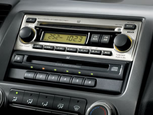Audio, CD Player - Honda (08A02-4E1-100)