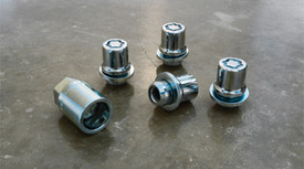 Wheel Locks, Steel Wheel