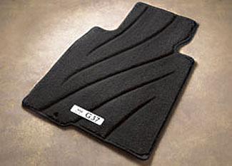 2012 2013 Infiniti G37 Floor Mat Premium Carpet G4900 1nl3c