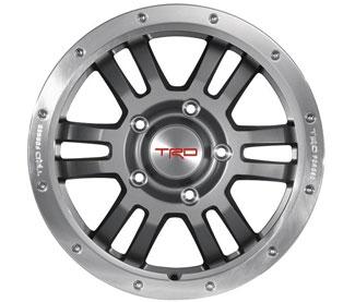 TRD 17 Inch Forged Off-Road Wheel