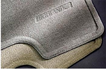 Toyota PT548-48060-10 Ivory Carpet Floor Mat