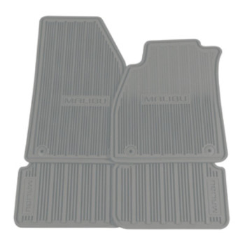 FLOOR MATS, ALL WEATHER, FRONT & REAR