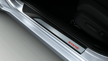 Door Sill Trim, Illuminated, Red - Honda (08E12-TEA-101A)