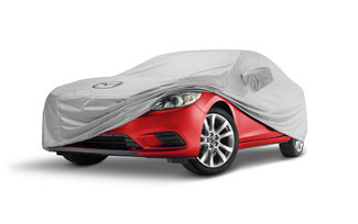 Vehicle Cover - Mazda (0000-8J-H50)