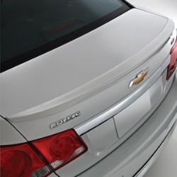 Rear Flush-Mount Spoiler, Gray