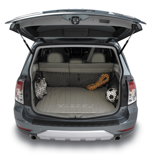 CARGO NET FOR SIDE [QTY 1] 2009-2013 FORESTER - Subaru (F551SSC200)
