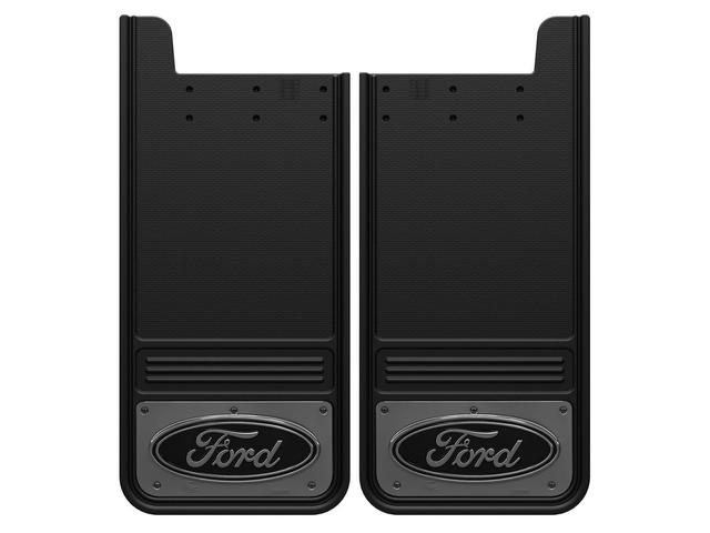 Splash Guards, Rear, Gatorback - Ford (VHC3Z-16A550-P)