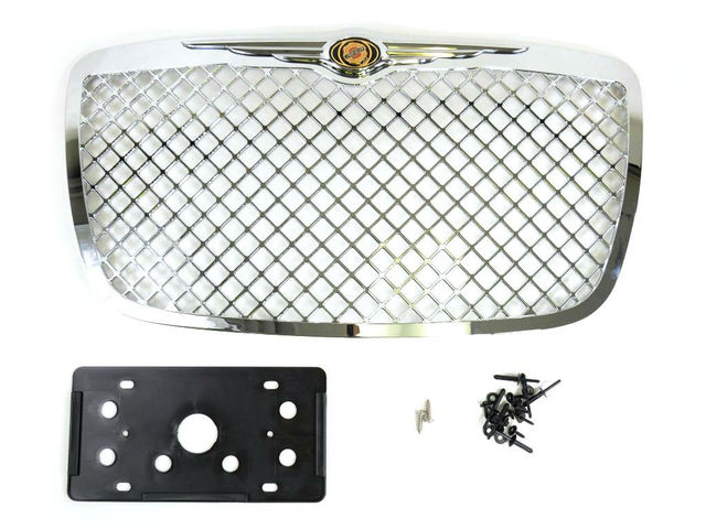 Grille Applique - Chrome - Mopar (82209852AC)