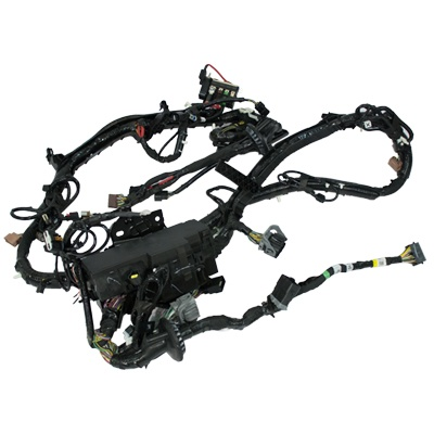on wiring harness f 350 12a581