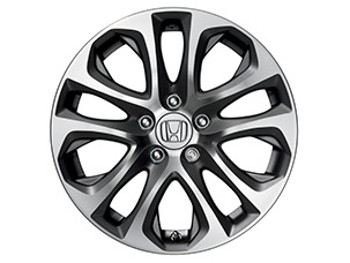 17-In 10-Spoke Alloy Wheels