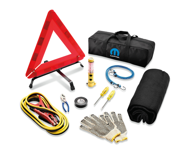 Roadside Safety Kits - Mopar Logo - Mopar (82213499)