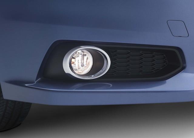Driver Side 41683CZ For 2013-2014 Subaru Legacy Fog Light Bezel Left